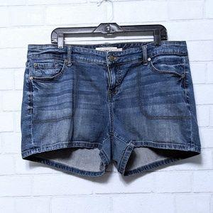Torrid Denim Jean Shorts 18